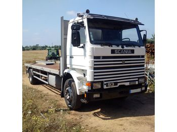Dropside truck SCANIA 93M 280 HP left hand drive Turbo Intercooler 19 Ton