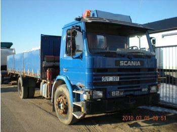 Dropside truck SCANIA P 82