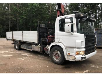 Scania P 114 GB  - dropside truck