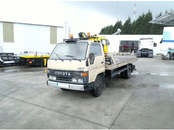 TOYOTA Dyna 250 left hand drive 11B 3.0 Diesel recovery - dropside truck
