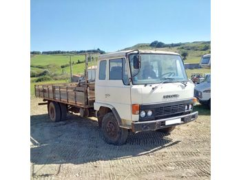 TOYOTA HINO FD174L left hand drive 6 cylinder 10 ton - dropside truck