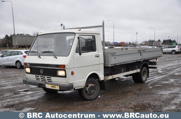 dce483695b VOLKSWAGEN LT 55 d dropside truck from Lithuania for sale at Truck1 ...