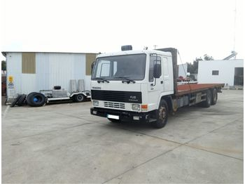Dropside truck VOLVO FL10 320 6X2 left hand drive Turbo Intercooler TELMA On springs: picture 1