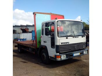 Dropside truck VOLVO FL611 Turbo left hand drive 11 ton low miles