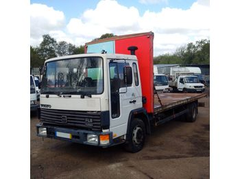 Dropside truck VOLVO FL611 left hand drive Turbo ZF manual 11 ton