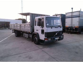 VOLVO FL6 14 Intercooler left hand drive 14 ton dropside - dropside truck