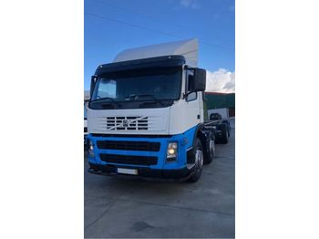 Dropside truck VOLVO FM 380 left hand drive 8X2