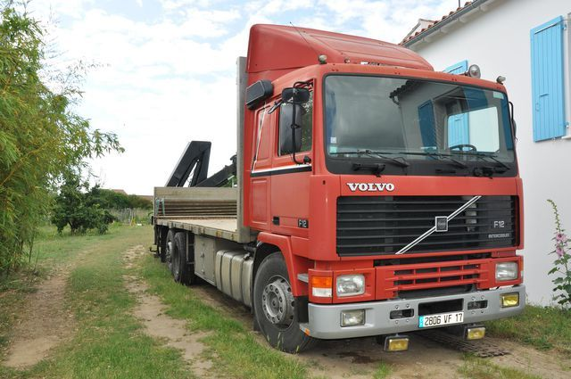 mileage trucks to spring for ad power sale volvo model