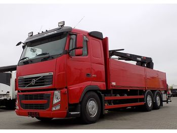 Dropside truck Volvo FH13.460: picture 1