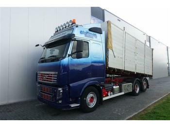 Volvo FH16.700 6X2  HUB REDUCTION EURO 5  - dropside truck