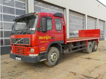 2001 Volvo FM - flatbed truck