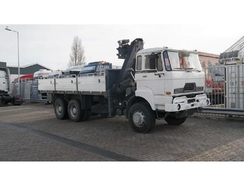 Flatbed truck DAF 2300: picture 1