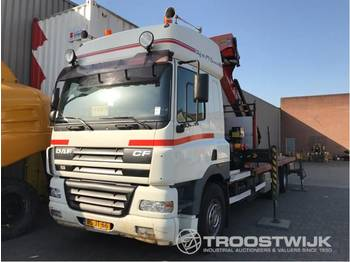 Daf Daf As85xc As85xc - flatbed truck