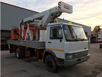 IVECO 109-14 - flatbed truck