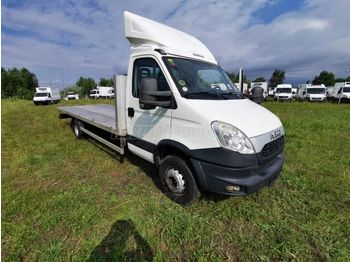 IVECO DAILY 65 C 17 Platós - flatbed truck