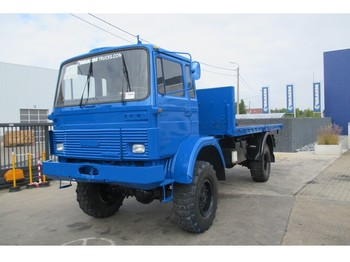 Flatbed truck Iveco 110-16 ( Magirus168M11FAL )