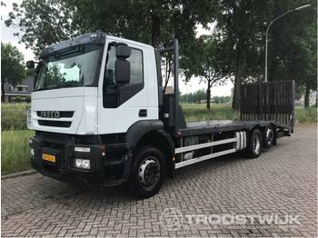 Iveco Ad260s33ynp - flatbed truck