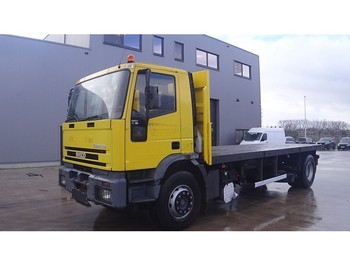 Iveco Eurotech 190 E 24 (STEEL SUSPENSION / ENGINE WITH MANUAL PUMP and ZF-GEARBOX) - flatbed truck