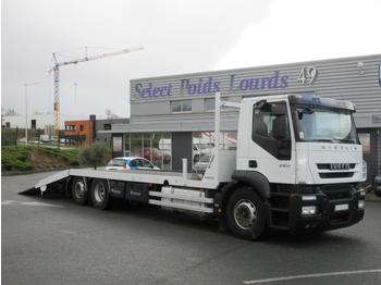 Iveco Stralis AD 260 S 36 - flatbed truck
