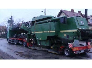 Flatbed truck MAN EMTECH TGX 400KM