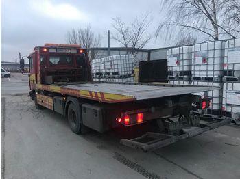 Flatbed truck MAN TGL10.180