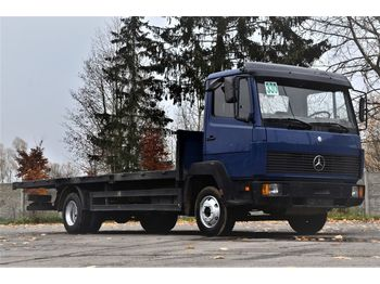 Flatbed truck MERCEDES-BENZ 814K 1994 flatbed: picture 1