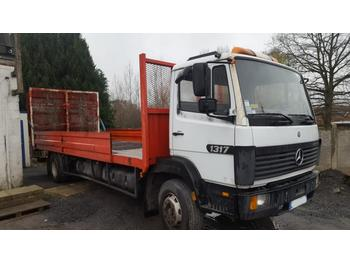 Flatbed truck Mercedes 1317