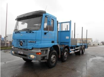 Mercedes Actros 3235 - flatbed truck