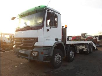 Flatbed truck Mercedes Actros 3241