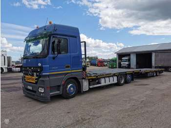 Flatbed truck Mercedes-Benz 2541