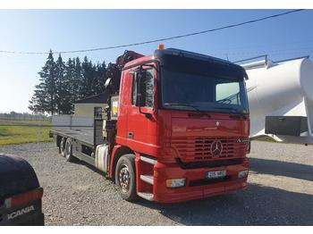 Flatbed truck Mercedes-Benz 2640