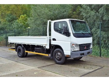 Mitsubishi Canter - flatbed truck