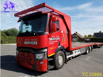 Renault Renault_T 520 Euro 6 - flatbed truck