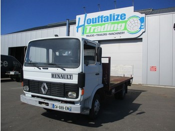 Renault S120 - full steel/lames - flatbed truck