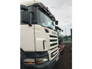 SCANIA R480 6X2 Rear Lift - flatbed truck