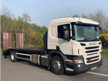 Flatbed truck Scania P250