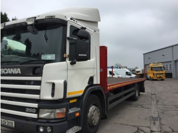 Flatbed truck Scania P94