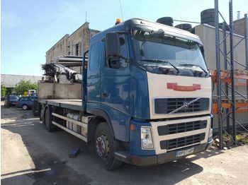 Flatbed truck VOLVO FH 440