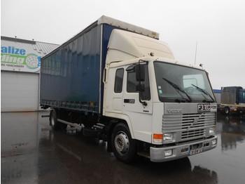 Flatbed truck Volvo FL10