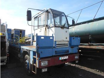Flatbed truck Volvo FL7