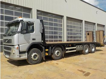 Volvo FM360 - flatbed truck