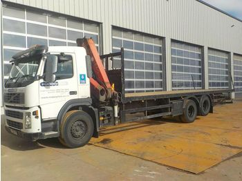Volvo FM9 300 - flatbed truck