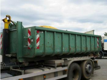 Hook lift truck