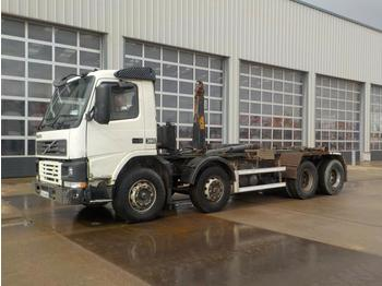Hook lift truck  1999 Volvo FM12 380