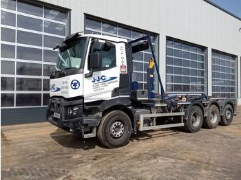 Hook lift truck  2018 Renault C480