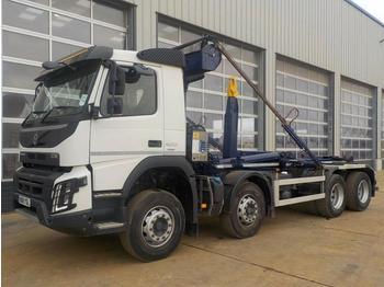 Hook lift truck  2018 Volvo FM420