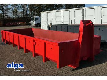 Hook lift truck ALGA, Abrollbehälter, 10m³, Sofort verfügbar,NEU