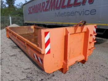 Abroll Container, Stahl  - hook lift truck