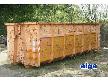 Hook lift truck Abrollmulde/Abrollaufbauten