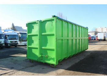 CONTAINER 40 M3  - hook lift truck